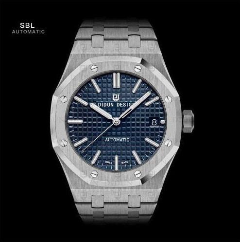 DIDUN DESIGN WATCH とは?腕時計の評価とレビュ―