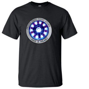 トニースターク tシャツ