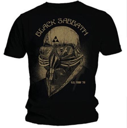 ブラックサバス Tシャツ トニースターク